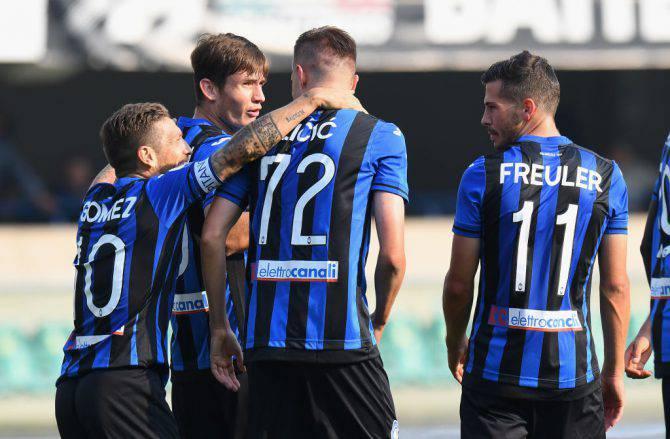 Highlights Serie A Video Atalanta Napoli Gol Azioni E Diretta Streaming