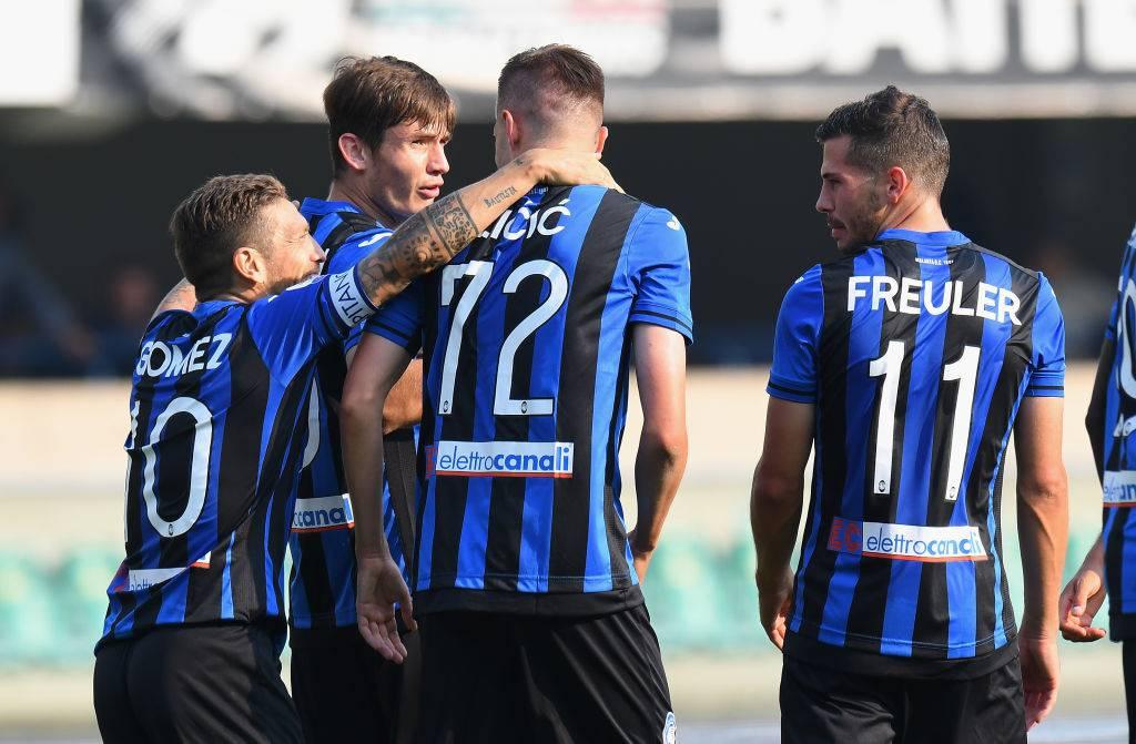 Highlights Atalanta Milan 1 3 Serie A Video Gol E Tabellino
