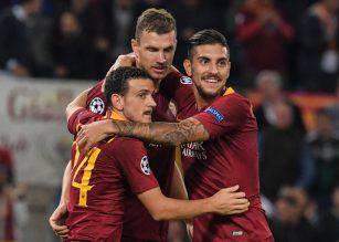 Calciomercato Roma Pellegrini Dzeko