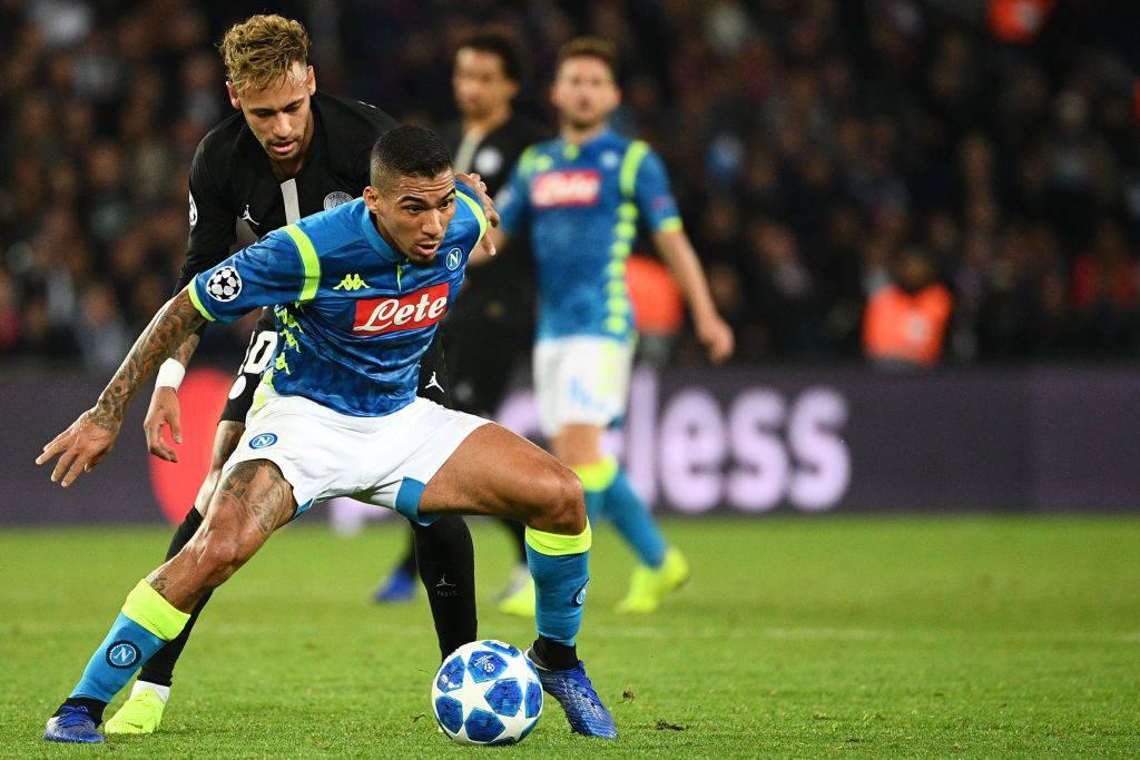 Allan Calciomercato Napoli