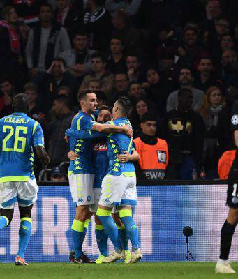 PSG Napoli