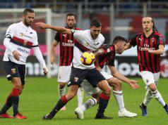 Milan-Genoa pagelle