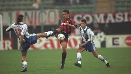 Baggio affari Milan-Juventus