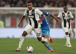 Calciomercato Juventus rinnovo contratto Pinsoglio Alex Sandro Rugani Cuadrado