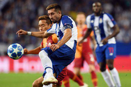 Calciomercato Roma Herrera Porto scadenza contratto 2019 parametro zero Real Madrid Inter Arsenal