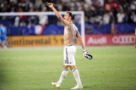 Calciomercato Milan Ibrahimovic Los Angeles Galaxy