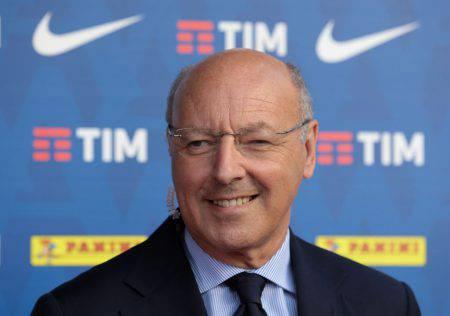 Calciomercato Marotta Inter Napoli Roma addio Juventus