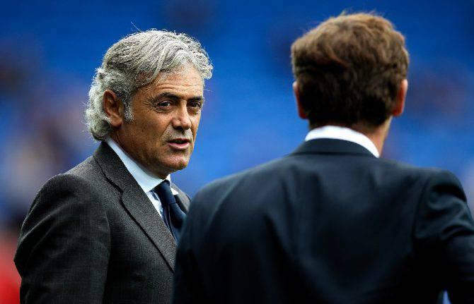 Baldini calciomercato Roma Pallotta