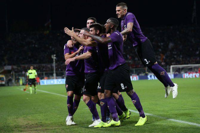 Fiorentina Roma