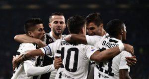 Juventus Cagliari