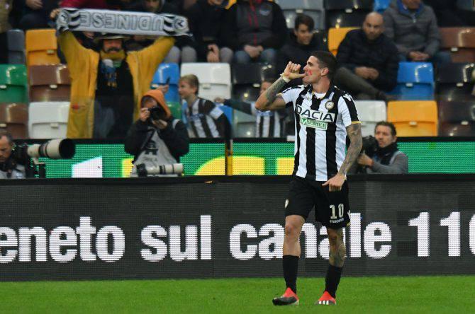Rodrigo De Paul Udinese calciomercato Inter