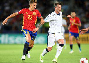 Marcos Llorente Real Madrid Spagna