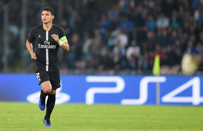 Calciomercato Milan ritorno Thiago Silva Psg Bailly gennaio