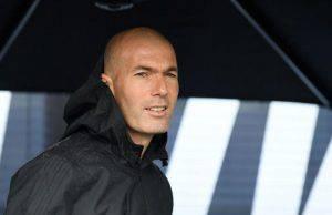 Zidane Manchester United