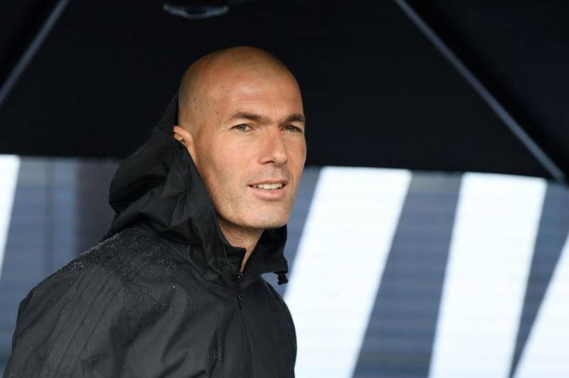 Calciomercato Chelsea Zidane Juventus