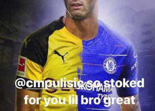 Pulisic Chelsea