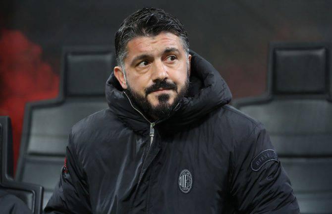 Esonero Gattuso Milan