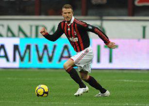 Beckham Milan acquisti gennaio
