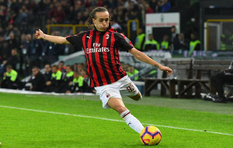 Calciomercato Milan Laxalt Maldini