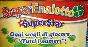 Estrazione Lotto 10eLotto Superenalotto febbraio