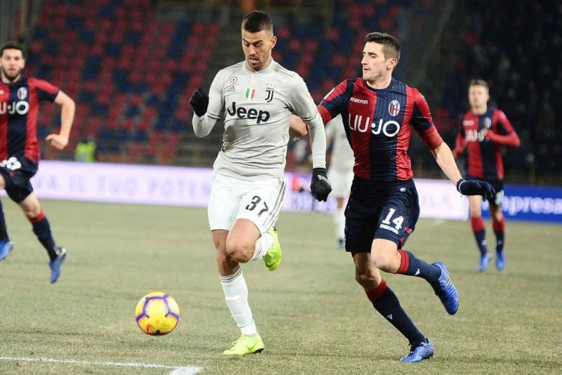 Leonardo Spinazzola calciomercato Juve Darmian
