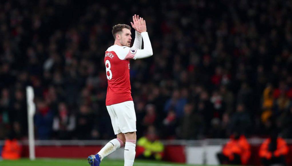 Calciomercato Juventus, Ramsey può arrivare a gennaio con Suarez all'Arsenal