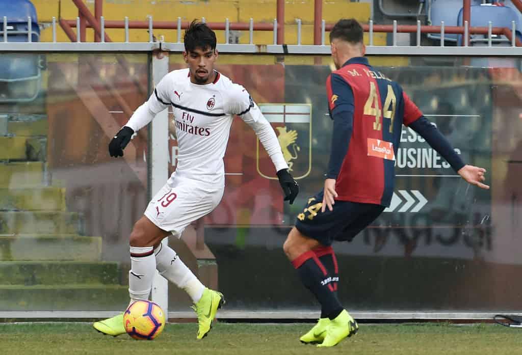 Lucas Paquetá Calciomercato Milan