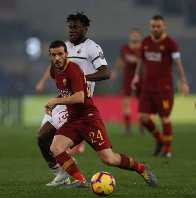 Calciomercato Roma Florenzi Inter