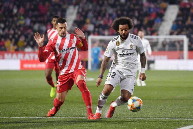 Marcelo Juventus Calciomercato Real madrid