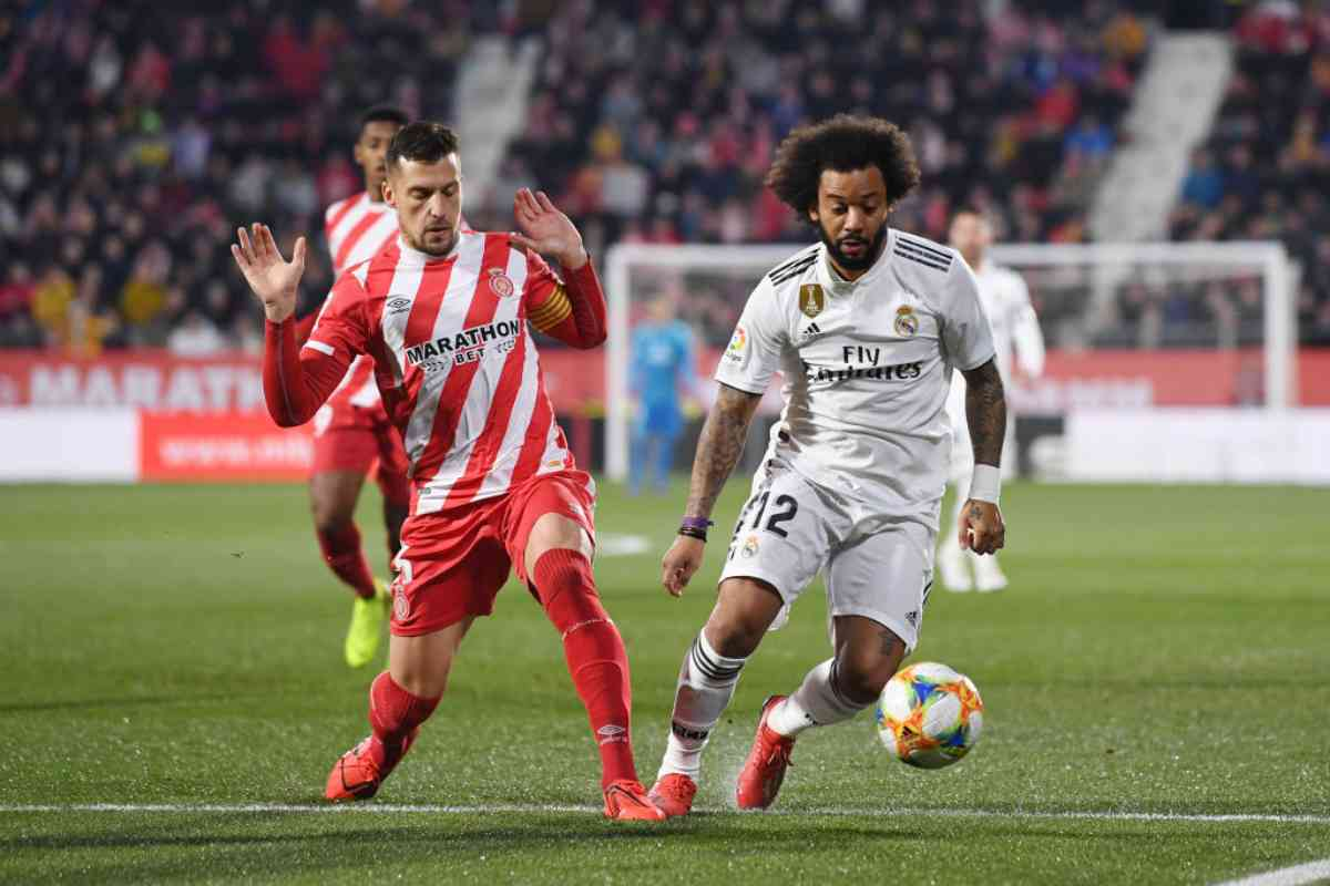 Marcelo Juventus Calciomercato Real madrid