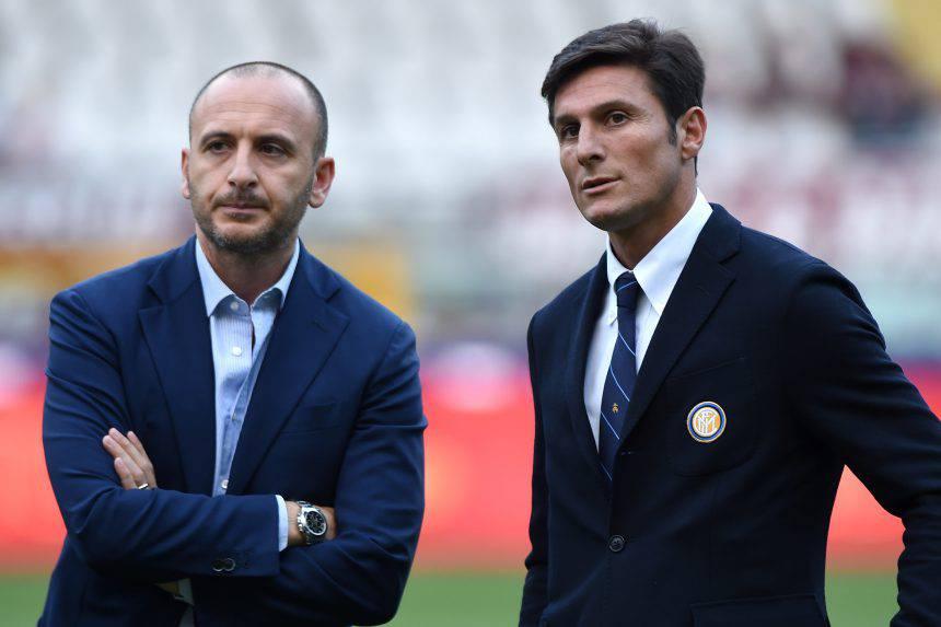 Ausilio e Zanetti Inter