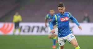 Calciomercato Roma Mertens Sarri