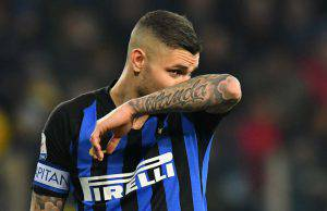 Icardi real madrid calciomercato inter