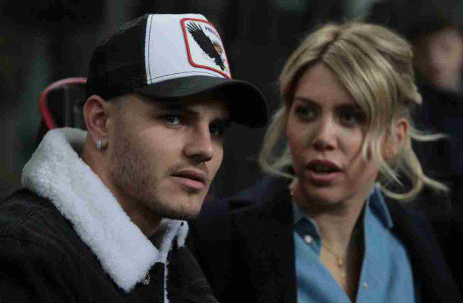 Calciomercato Inter icardi real madrid