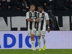 Juventus Dybala Douglas Costa