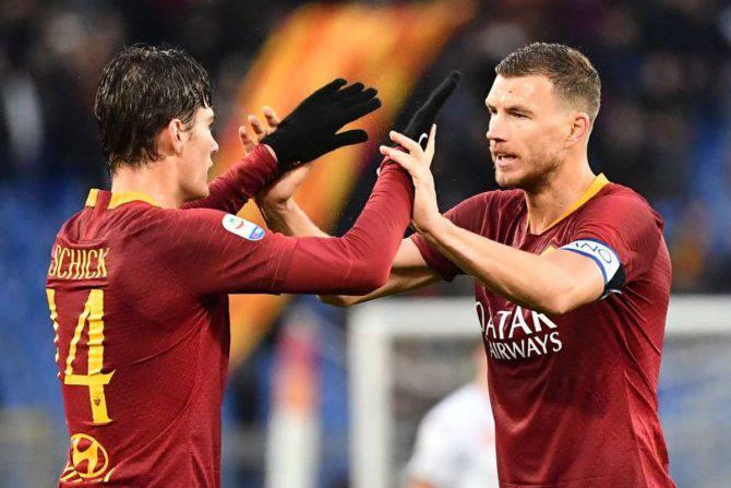 attacco Roma
