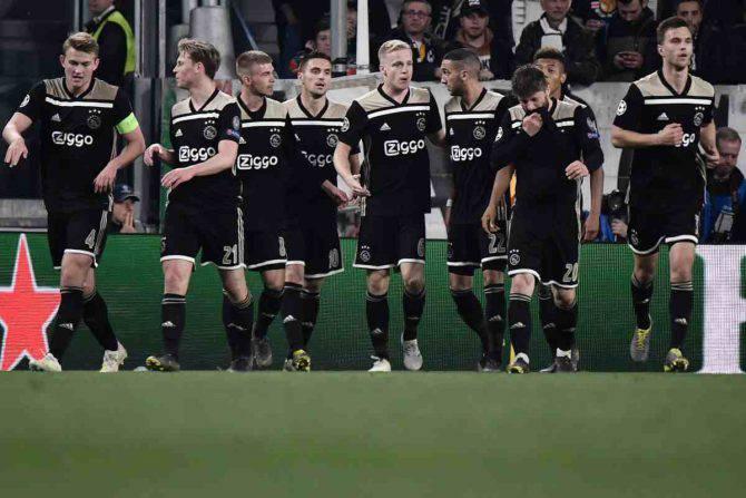 Ajax Juventus