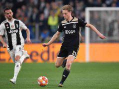 de Jong Calciomercato Juve