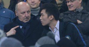 Inter Marotta Steven Zhang Dal Pino