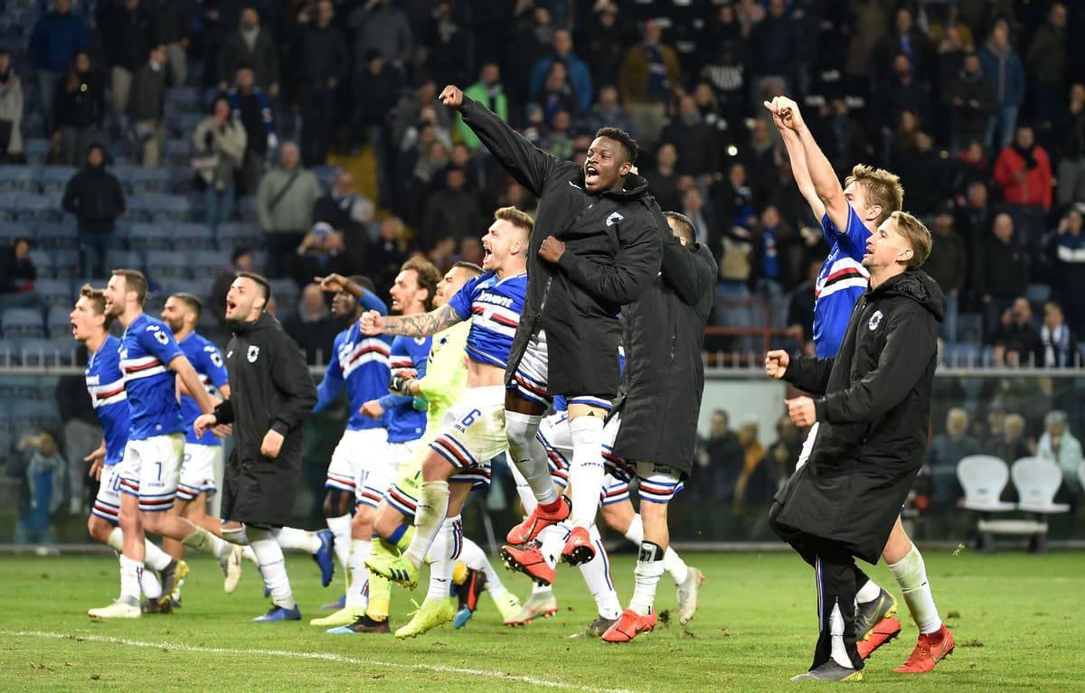 Highlights Sampdoria-Genoa 2-0 Serie A: video, formazioni, gol e tabellino