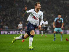 Cristian Eriksen Tottenham