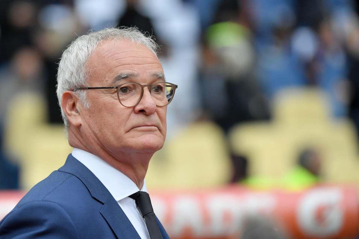Ranieri allenatore Roma