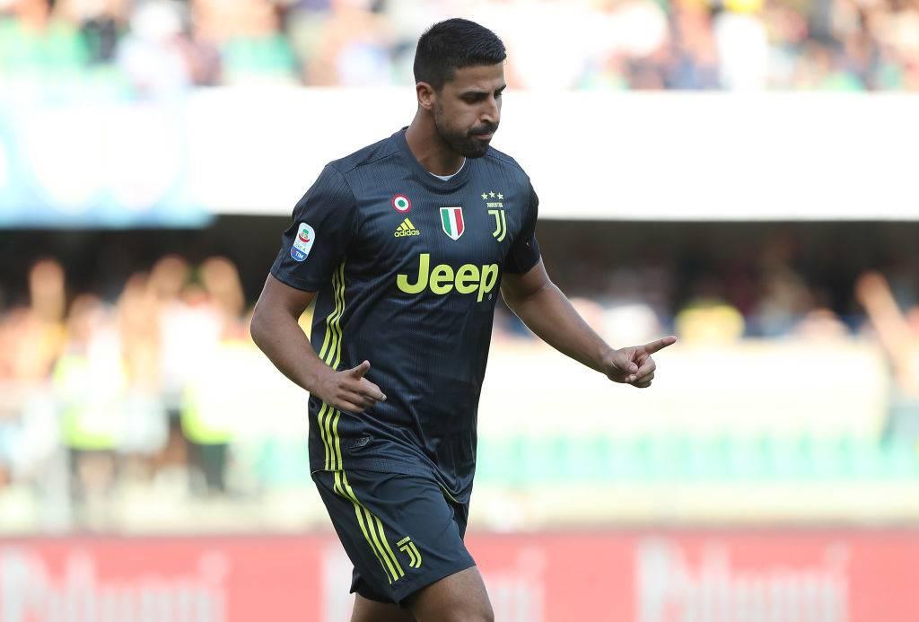 Khedira Juventus Calciomercato
