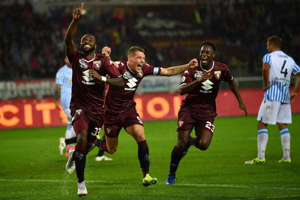 Nkoulou Belotti e Meite calciomercato roma