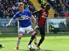Andersen Milan calciomercato