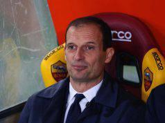 calciomercato roma allegri