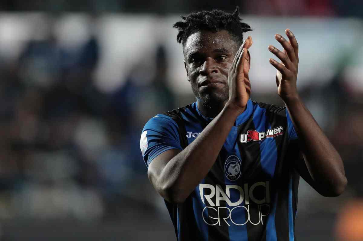 Inter Cavani Zapata
