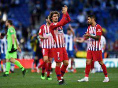 Griezmann addio Atletico
