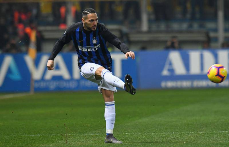 Danilo D'ambrosio Inter calciomercato