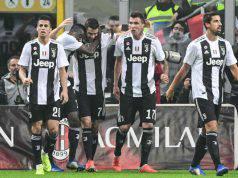 Juventus Cancelo Mandzukic